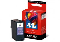 Lexmark No.41A Color Print Cartridge BLISTER cartuccia d