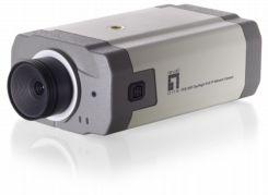 LevelOne FCS-1091 640 x 480Pixel Grigio webcam