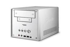 Shuttle XPC Barebone Silver Intel 945GC Express LGA 775 (Socket T) SFF Argento