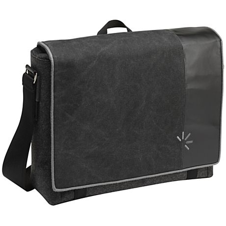 "Case Logic SKU-UMB-15F Black/Grey 15.4"" Borsa da corriere"