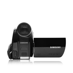 Samsung Mini DV Camcoder VP-D381 0.230MP CCD Nero