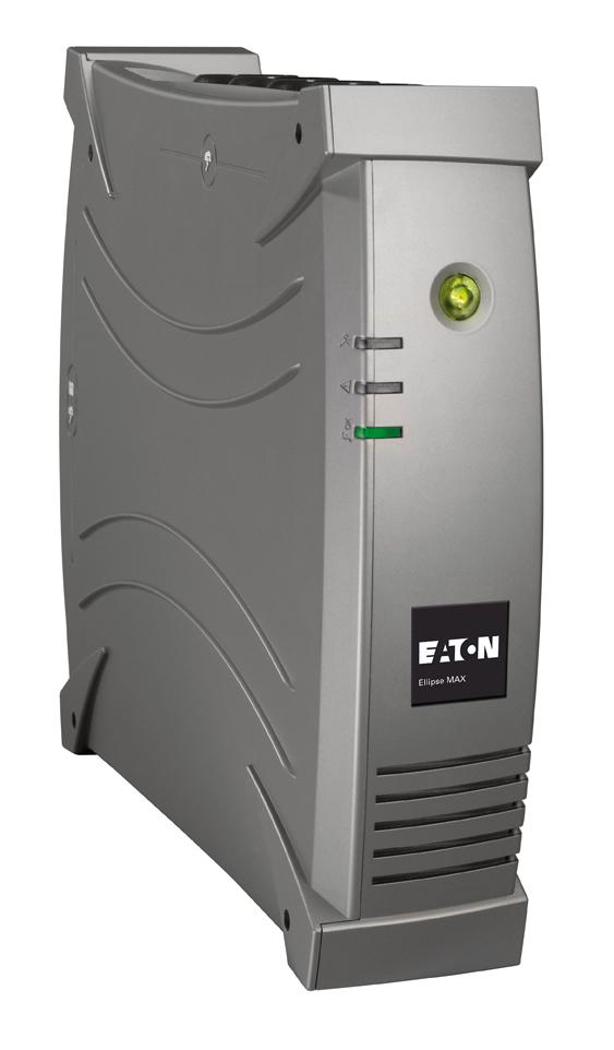 Eaton Ellipse MAX 1500 USBS IEC 1500VA 8presa(e) AC Montaggio a rack/Torre Nero gruppo di continuità (UPS)