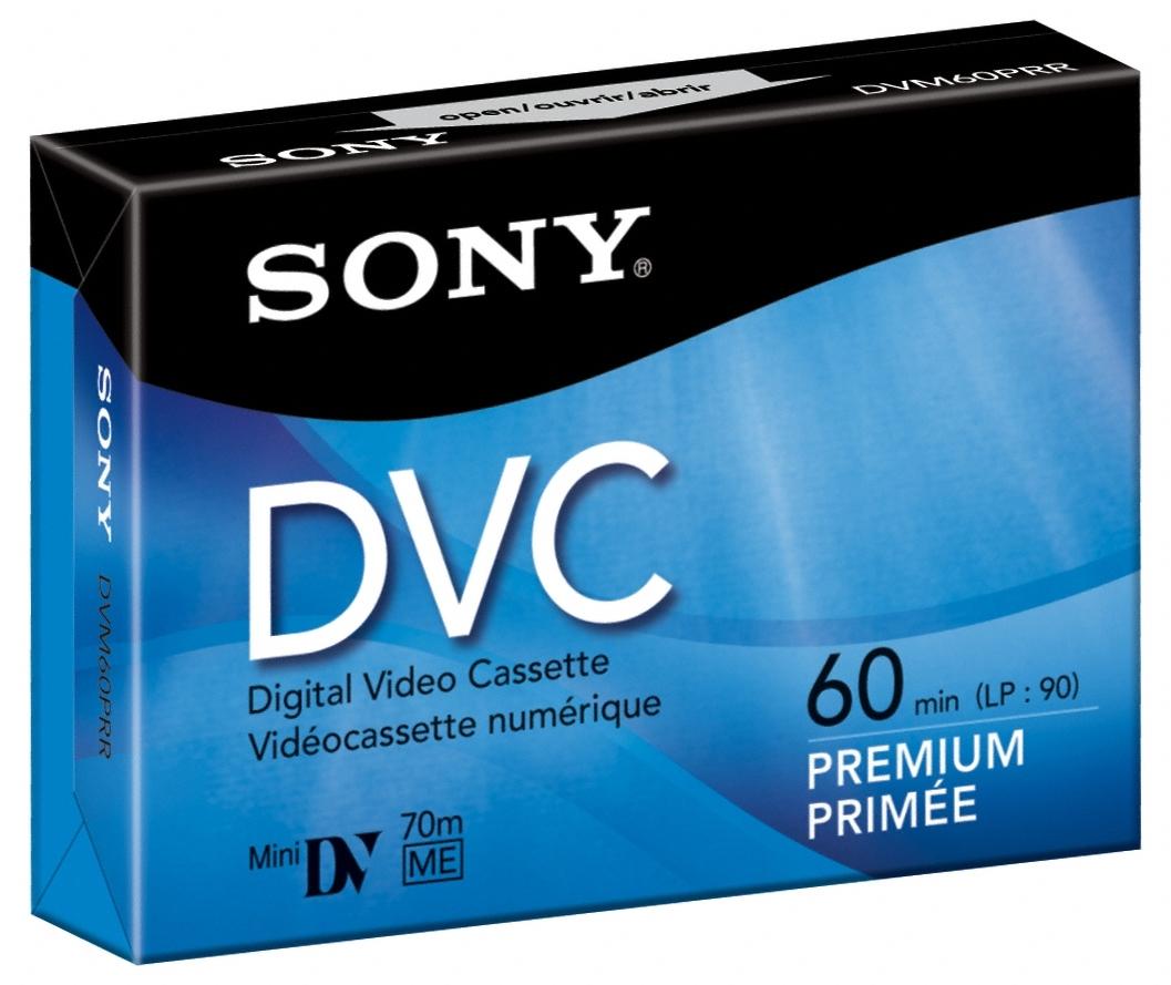 Sony DVC 60min MiniDV 1-Pack