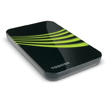 Toshiba 160GB USB 2.0 Portable External Hard Drive 160GB disco rigido esterno