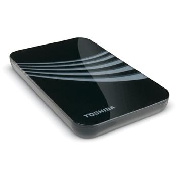 Toshiba 320GB USB 2.0 Portable External Hard Drive 320GB Grigio disco rigido esterno