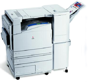 Xerox PHASER EX7750DXF INCLUDES EFI FIERY COLOUR SERVER Colore 600 x 600DPI