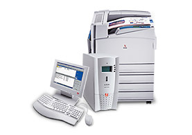 Xerox PHASER EX7750GX INCLUDES EFI FIERY COLOUR SERVER Colore 600 x 600DPI A3