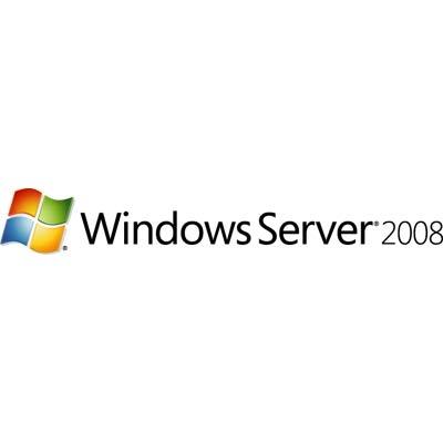 HP Microsoft Windows Server 2008 Enterprise Option Kit German SW