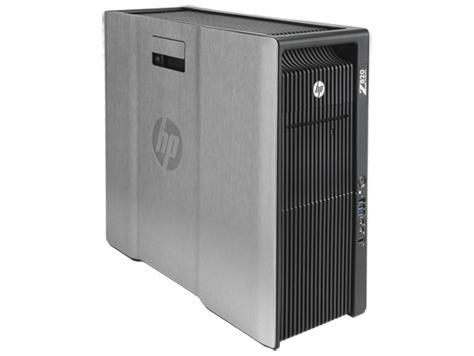 HP 820 2GHz E5-2650 Minitower Nero, Argento Stazione di lavoro