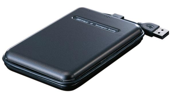 Buffalo MiniStation TurboUSB Portable Storage 500GB 500GB Nero disco rigido esterno