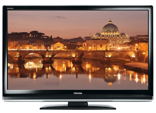 """Toshiba 32XV515DG 32"""" Full HD Nero TV LCD"""