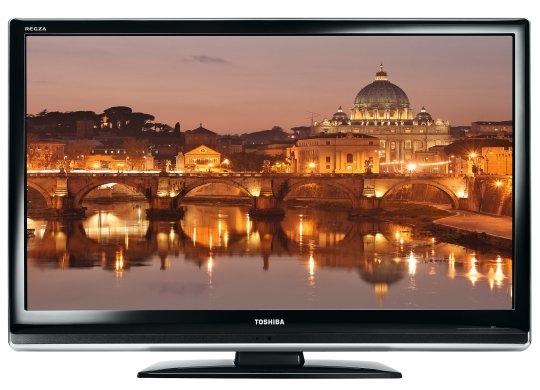 """Toshiba 37XV515DG 37"""" Full HD Nero TV LCD"""