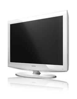 "Samsung LE-40A455C1DXXC 40"" HD Bianco TV LCD"