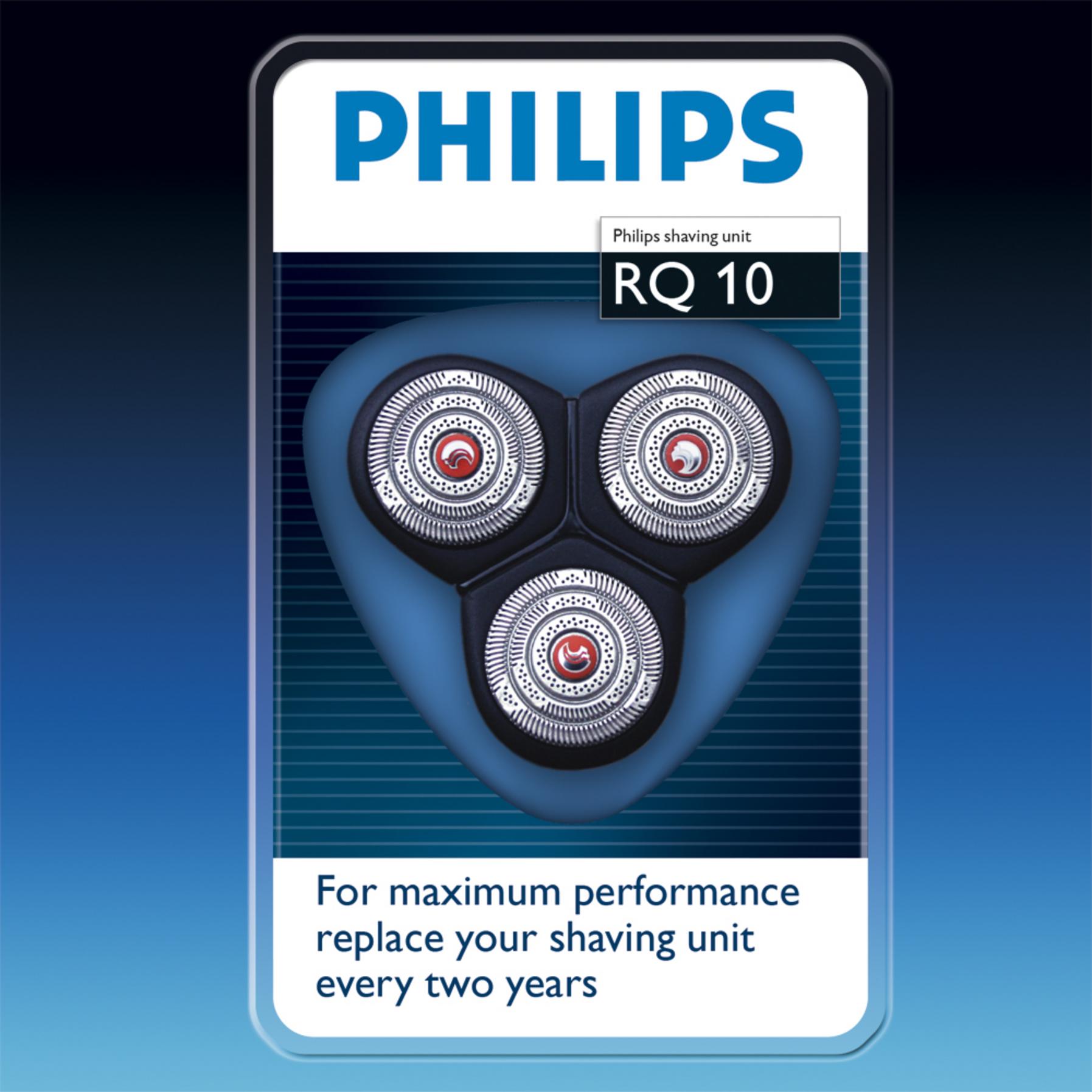 Philips shaving unit RQ10