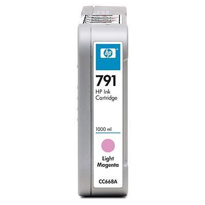 HP 791 Light Magenta Magenta chiaro cartuccia d