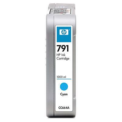 HP 791 Cyan Ciano cartuccia d