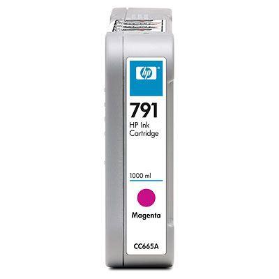 HP 791 Magenta Magenta cartuccia d