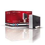 Conceptronic Storage box 5.25 inch