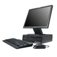 Lenovo ThinkCentre M57 + Office Basic 2007 2.4GHz E4600 PC