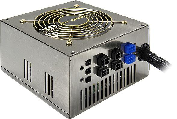 be quiet! BQT P6 PRO-600W 600W ATX alimentatore per computer