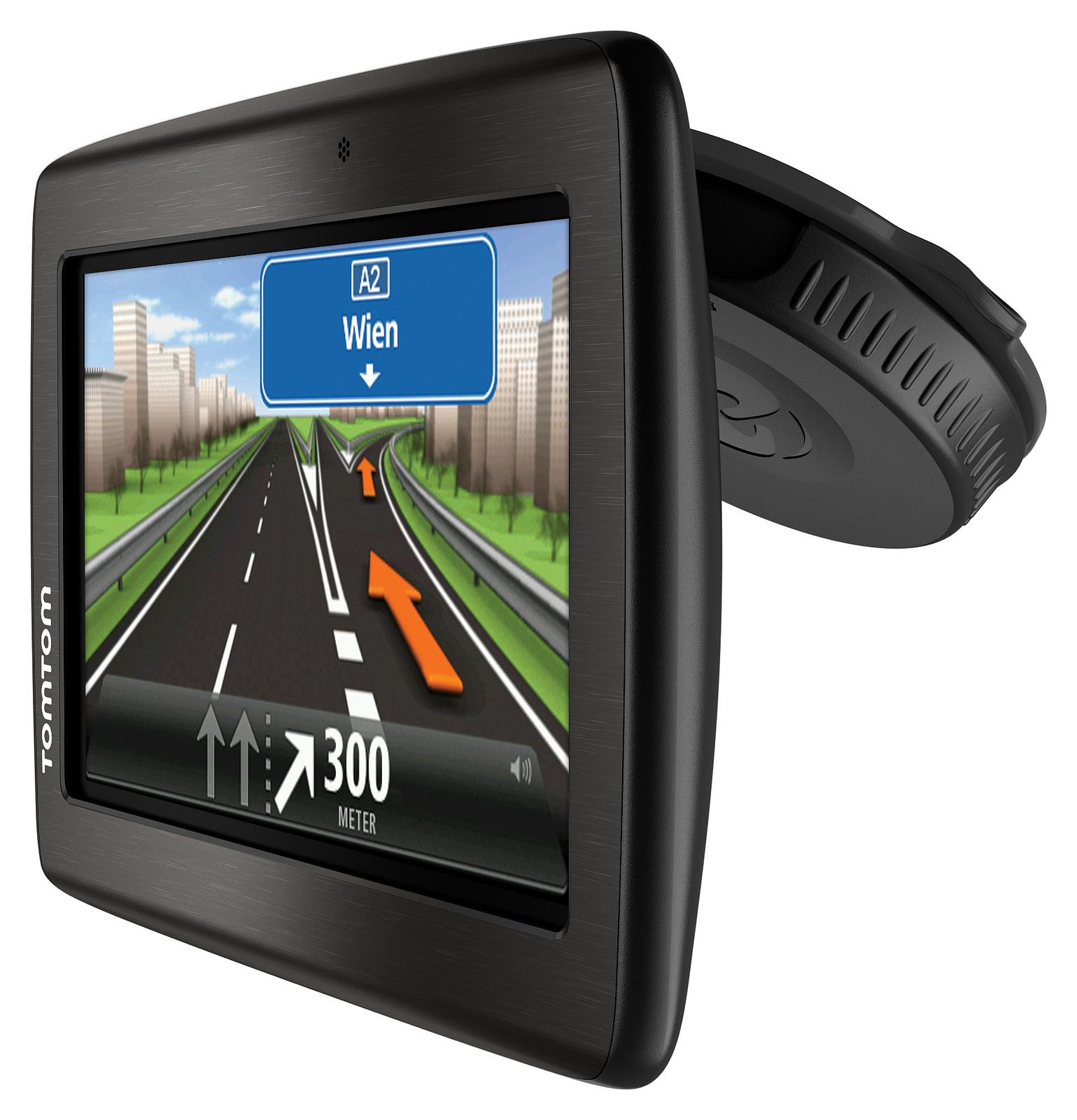 """TomTom VIA 135 LTM EU Fisso 5"""" Touch screen 181g Nero navigatore"""
