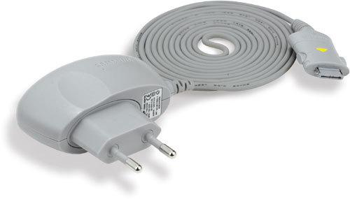 Samsung Travel Adapter - Silver Interno Argento caricabatterie per cellulari e PDA