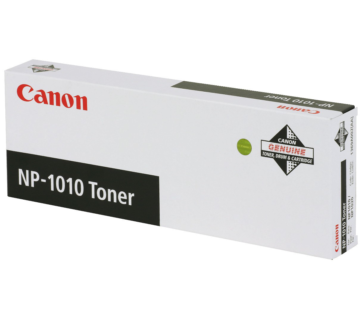 Canon NP-1010 Toner laser 2000pagine Nero