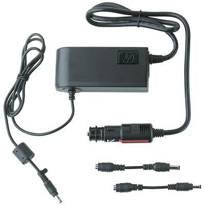 HP 90W Auto/Truck Adapter Nero adattatore e invertitore