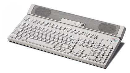 "Fujitsu KEYBOARD KB PC M1 """"I"""" PS/2 Italiano tastiera"