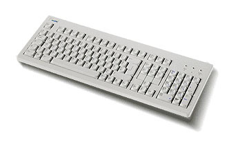 "Fujitsu KBPC S2 """"ITL"""" PS/2 Italiano tastiera"
