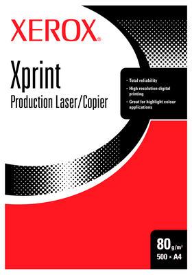 Xerox Xprint 80 A3SG, White paper Bianco carta inkjet