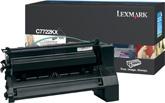 Lexmark C7722KX 15000pagine Nero cartuccia toner e laser