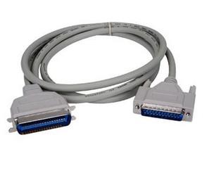Lexmark 8544.42.2000 3m Grigio cavo parallelo
