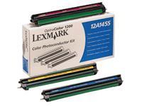 Lexmark 12A1455 13000pagine fotoconduttore e unità tamburo