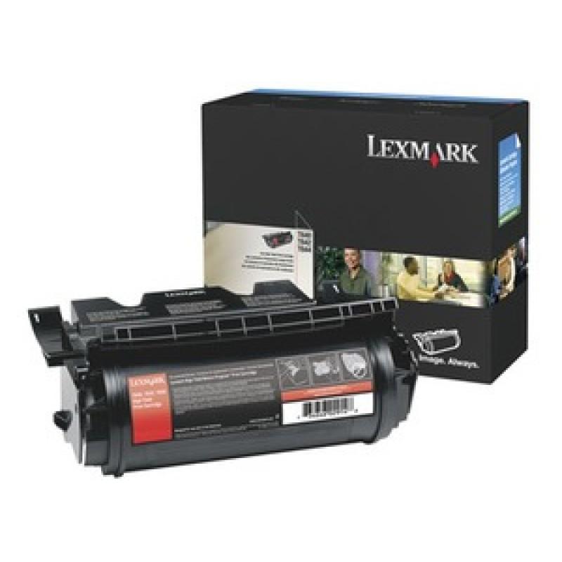 Lexmark 64036HE 21000pagine Nero cartuccia toner e laser