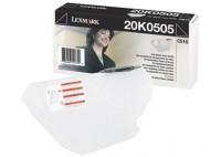 Lexmark 20K0505 12000pagine raccoglitori toner
