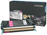 Lexmark C5342MX Laser cartridge 7000pagine magenta cartuccia toner e laser