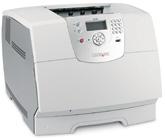 Lexmark T640n 1200 x 1200DPI A4