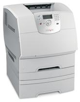 Lexmark T642dtn 1200 x 1200DPI A4