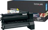 Lexmark C772 Cartuccia 15000pagine Giallo