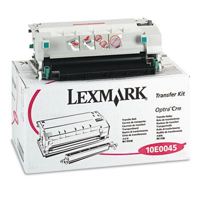 Lexmark 10E0045 Printer transfer roller 100000pagine nastro di stampa