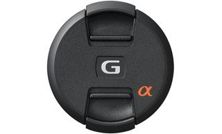 Sony Front lens cap (G Series) 77mm 77mm Nero tappo per obiettivo