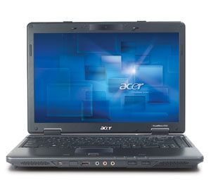 "Acer TravelMate 4720-812G25N 2.1GHz T8100 14.1"" 1280 x 800Pixel"
