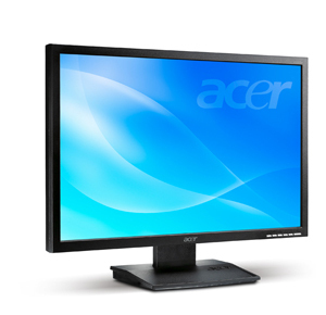 "Acer V223Wb 22"" Nero monitor piatto per PC"