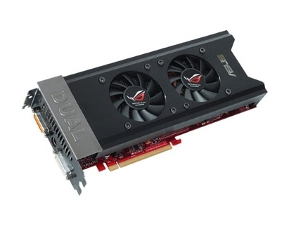 ASUS EAH3850X2/HTDI/1G 1GB GDDR3 scheda video
