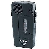 Philips Pocket Memo 388 lettore e registratore cassette