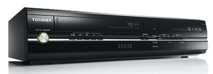 Toshiba DVD Video Player & Recorder RDXV48DTKTF Registratore Nero