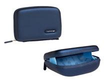 TomTom Carry Case & Strap Blue Blu