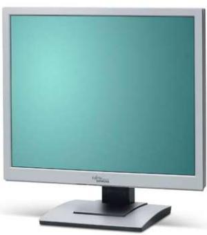 """Fujitsu SCENICVIEW Series ScenicView B19-5 19"""" Argento monitor piatto per PC"""