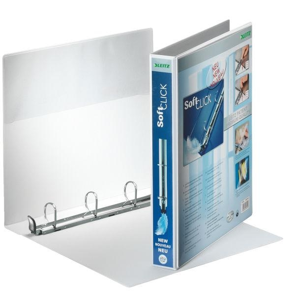 Leitz Presentation Binder Premium White 4 x 30 mm Bianco raccoglitore ad anelli